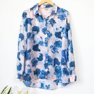 ~ 🌞 50% Off ~ Guess Floral Blouse, Medium